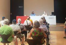 Castelló celebra el primer Consell municipal de les Persones Majors presencial des de la covid-19