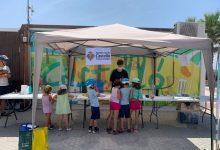 Les activitats d'educació ambiental sobre la cura de les platges continuarà en agost en Castelló
