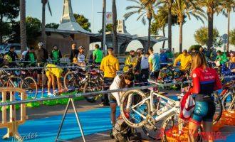 Vinaròs aplicará cortes de tráfico el domingo con motivo de la celebración de la XXXI Triatlón