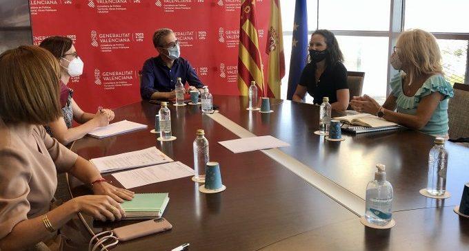 España rep a Galí per a atendre les al·legacions d'Almassora al PAT