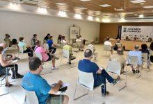 Almassora ofereix 10.000 euros per fanecada als propietaris de sòl en la futura pantalla verda