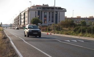 Onda culmina el asfaltado de la avenida Constitución para mejorar la seguridad de esta vía principal