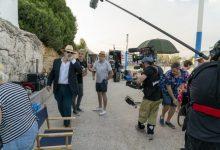 Peníscola acull el rodatge del documental sobre Berlanga que dirigeix Rafael Maluenda