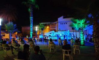Comienzan las actividades culturales de verano en la playa Casablanca de Almenara
