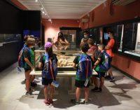 Jornada cultural y de educación medioambiental para los niños y niñas del Campus Multiesportiu d'Estiu de Borriana