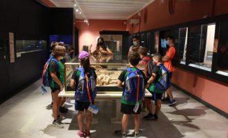 Jornada cultural i d'educació mediambiental per als xiquets i xiquetes del Campus Multiesportiu d'Estiu de Borriana