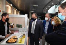 José Martí recollirà a Verona el premi 'AURUM Ruta Gastronòmica Europea 2021' que s'atorga a 'Castelló Ruta de Sabor'