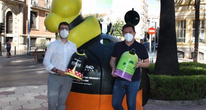 La màgia de Disney arriba als carrers de Castelló per a fomentar el reciclatge sota el lema 'Reciclar vidre és màgic'