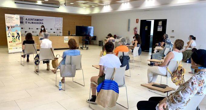 Almassora inicia la formació de 53 dones en agricultura ecològica