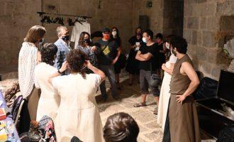 'Nise, la tragèdia d'Inés Castro', emociona en la segona jornada del Festival de Teatre Clàssic de Peníscola