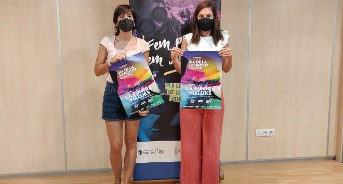 Vinaròs celebrarà el 14 d'agost el Dia Internacional de la Joventut amb concerts i activitats
