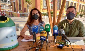 Vinaròs trata de conseguir este verano la Bandera Verde de Ecovidrio