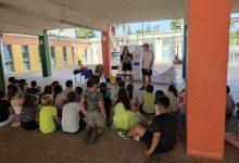 Més de 3.000 alumnes aprenen sobre hàbits saludables, l'horta i l'entorn natural en la campanya Eduquem en Verd
