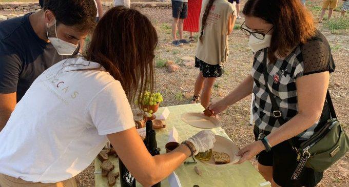 Nules realitza el primer tast-taller gastronòmic de productes de l'Imperi Romà de la província de Castelló
