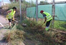 Onda reforça les brigades per a la neteja de camins rurals amb 28 nous operaris