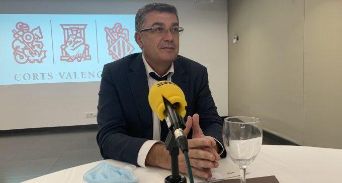 """Enric Morera expressa que la Comunitat Valenciana és l'autonomia """"on hi ha més estabilitat institucional"""""""