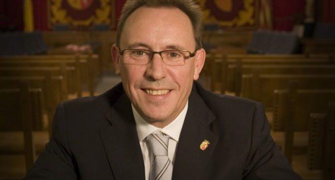 Vinaròs decreta luto oficial por la muerte del exalcalde Jordi Romeu