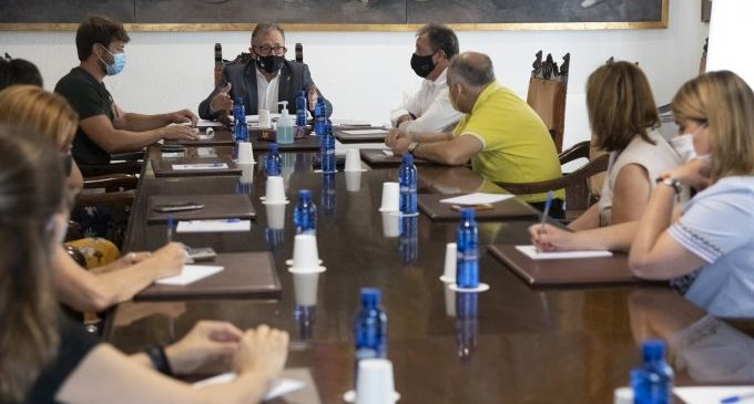 José Martí negociará con los sindicatos una carrera profesional con garantías jurídicas para evitar posibles anulaciones en los juzgados