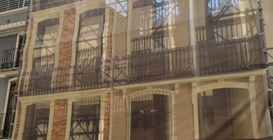 Castelló ultima l'enderrocament previ a la fonamentació del nou Centre d'Envelliment Actiu i Saludable