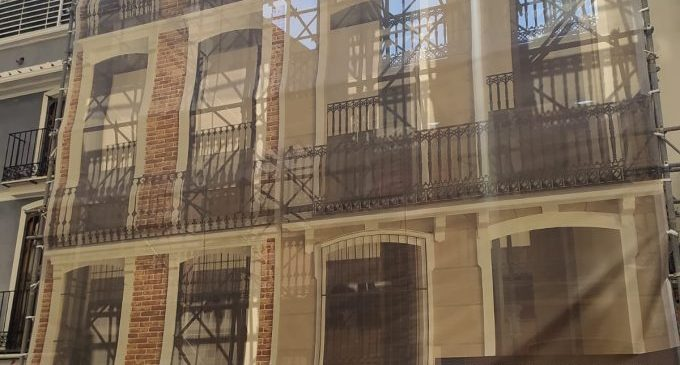 Castelló ultima el derribo previo a la cimentación del nuevo Centro de Envejecimiento Activo y Saludable