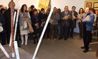 Marcelo Díaz, artista de Vila-real, representará a España en el encuentro internacional ArtCamp en Andorra