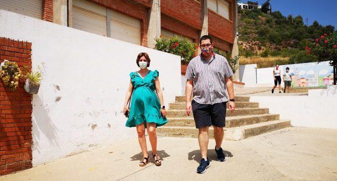 La Vall d'Uixò clausura l'escola d'estiu sense contagis per Covid-19