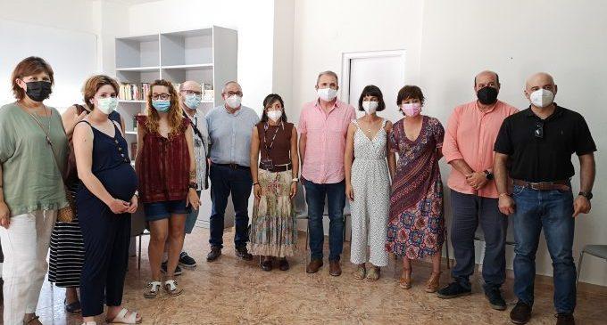 La Vall d'Uixò inicia un programa de mediación social en las viviendas públicas con Conselleria