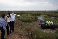La Diputación aconseja evitar aglomeraciones de agua para prevenir la proliferación de mosquitos