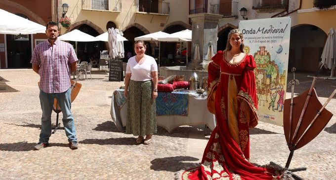 Onda recupera la mostra medieval el turisme segur i de proximitat durant aquest estiu