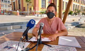 Vinaròs inicia una campaña contra el abandono animal en la temporada veraniega