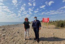 Nules compta amb la seua primera platja canina situada a la Platja de Rajadell