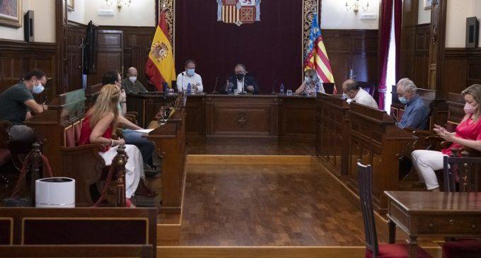 El trabajo presencial volverá a la Diputación de Castellón el próximo 13 de septiembre