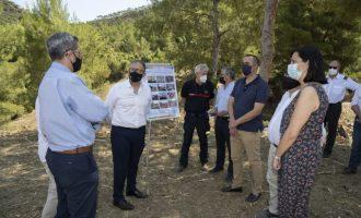 Diputación y Generalitat invierten dos millones de euros para activar 13 brigadas de mitigación destinadas a la prevención de incendios