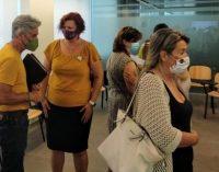 La Diputació de Castelló participa en la confecció del programa del cinqué aniversari de la Xarxa Sanitària Solidària