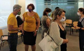 La Diputación de Castellón participa en la confección del programa del quinto aniversario de la Red Sanitaria Solidaria