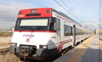 Renfe incrementa las frecuencias de regionales entre Vinaròs y Castellón