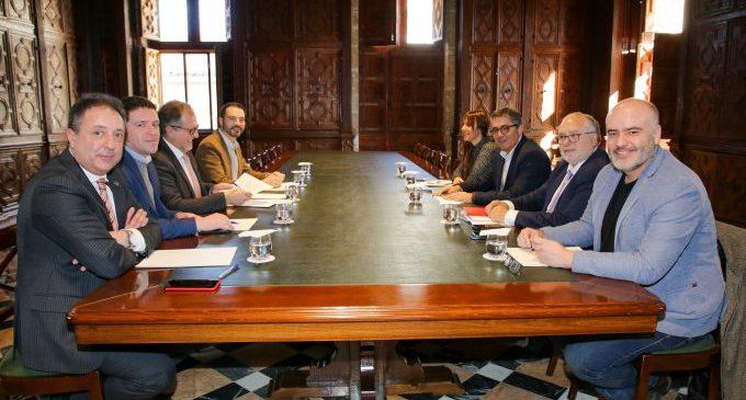 Fons europeus, Pla Resistir i ajudes als municipis centraran la comissió bilateral que reunirà el 4 d'agost a la Diputació i la Generalitat a Castelló