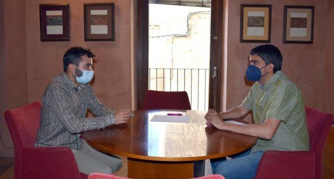 L'Alcora i Morella s'uneixen per a atraure visitants a la Real Fàbrica i impulsar el turisme de proximitat