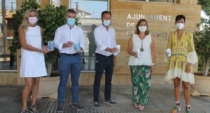 Mar de Sons reforça el seu caràcter social amb la venda de més de 20.000 gots elaborats amb materials reciclats