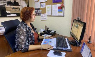La Diputación trabaja en la creación de una red de municipios para luchar contra la violencia de género