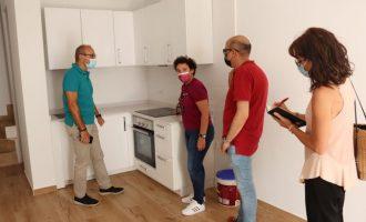 Onda ultima las obras de las viviendas de alquiler social para abrir sus puertas este año
