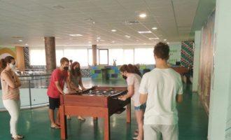 Les activitats per a joves durant juliol i agost a Peñíscola arranquen amb èxit de participació