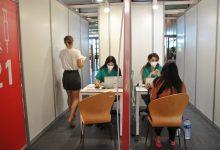 Castelló inicia la vacunació contra la Covid-19 de persones d'entre 20 i 29 anys