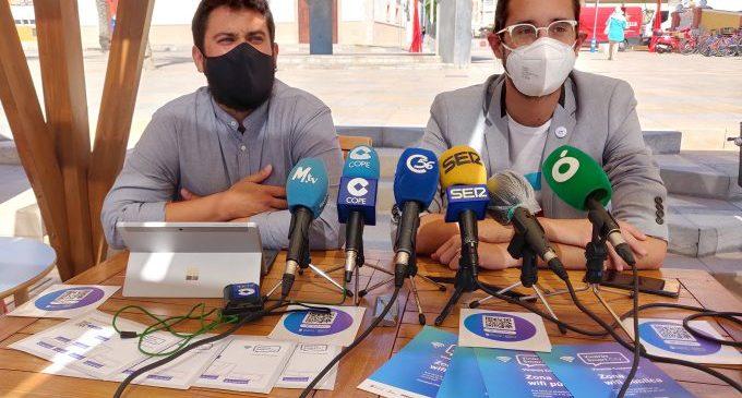El paseo marítimo, las playas urbanas y las plazas del centro de Vinaròs tendrán wifi gratis