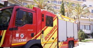 Herido un trabajador de un hotel en Benicàssim tras sufrir un accidente laboral