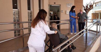 El Centro de Día Nou d'Octubre cesa la actividad por un caso positivo de Covid-19