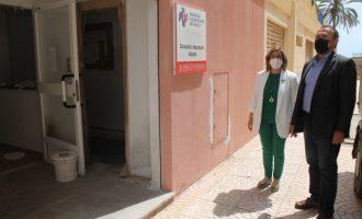 Benicàssim reivindica al Consell la apertura de los consultorios auxiliares de verano anunciados