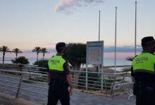 Benicàssim comptabilitza 12 denúncies per incomplir el toc de queda durant la primera setmana amb limitació de mobilitat