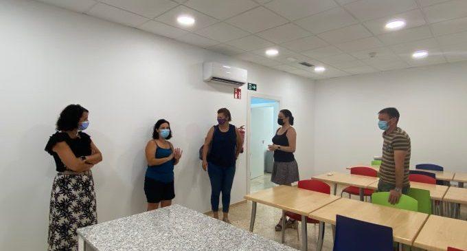 La Fundació Síndrome de Down de Castelló millorarà el seu servei amb un finançament de 20.000 euros per a nou equipament