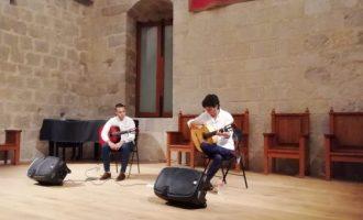 Peníscola acull la XIX edició del Festival Internacional de Guitarra d'Hondarribia